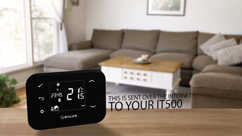 Salus Controls internetiniai termoreguliatoriai