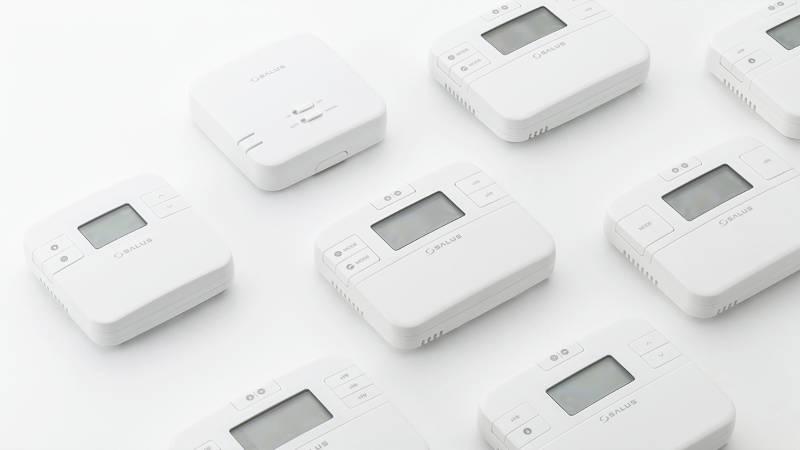 Salus Standard serijos termoreguliatoriai