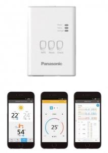 Panasonic Aquarea internetinio valdymo modulis CZ-TAW1