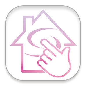Smart Home programa išmaniajam telefonui