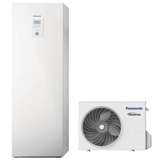 Panasonic SDC serijos oras-vanduo šilumos siurbliai