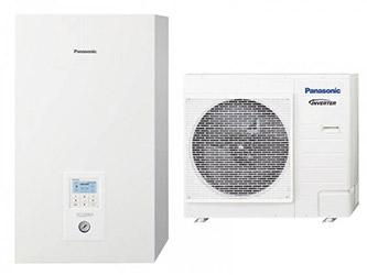 Panasonic SDC serijos šilumos siurbliai