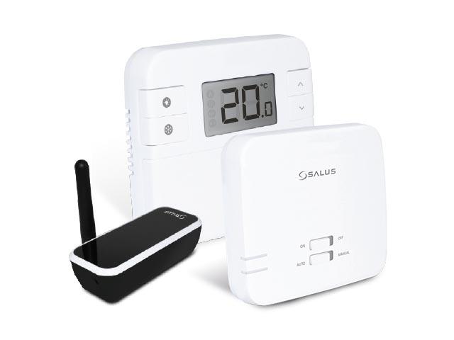 RT310i belaidis internetinis vienos zonos termoreguliatorius