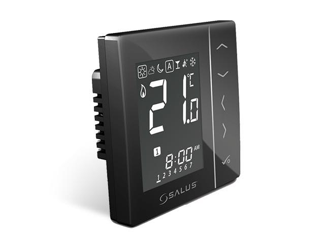 VS10BRF programuojamas reguliatorius (įleidžiamas, maitinimas 230V)